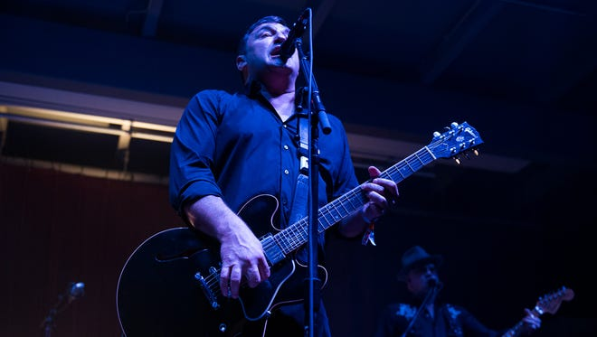 Cincinnati natives The Afghan Whigs performed on the Washington Park stage at last year's Midpoint Music Festival.