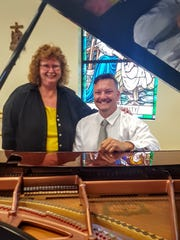 Sandra McNiff, soprano, with Ryan A. Kasten, director