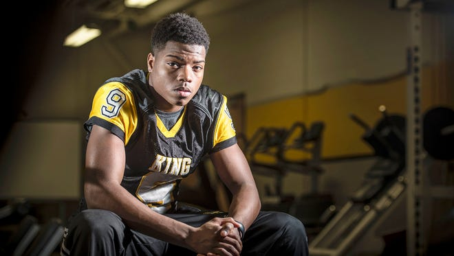 Donnie Corley was The Detroit News' No. 1 player in the state in the preseason and ended up The News' No. 1 Blue Chip recruit.