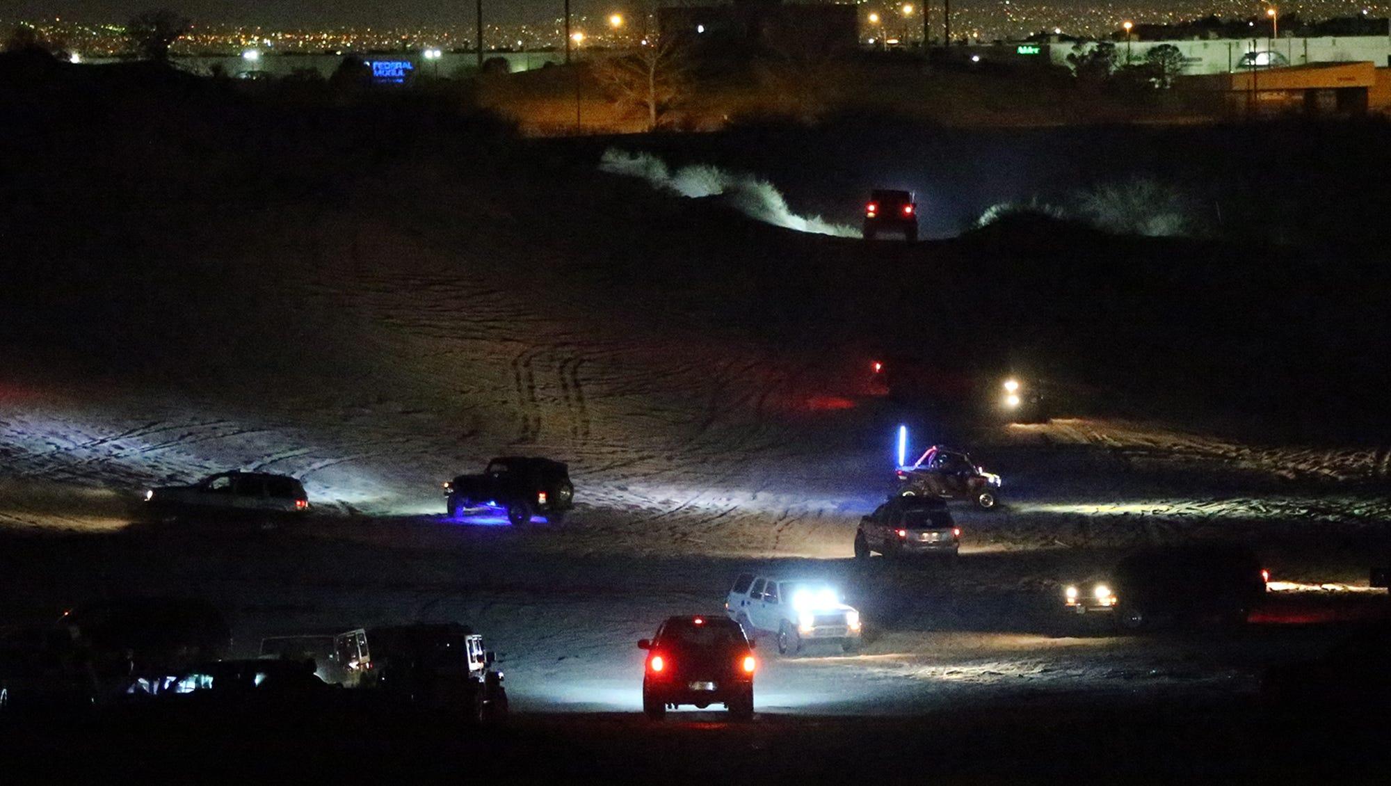 El Paso County deputies seek witnesses to fatal desert-party shooting