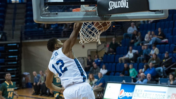 Former UNCA basketball player heading to Europe