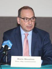 Mario Musolino, Executive Deputy Commissioner, New