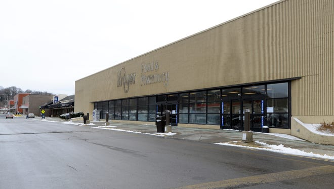 The old signage is still visible on the former Kroger grocery store on Memorial Drive in Lancaster, but the company that owns the building has already announced two new tenants to fill part of the space. A new Home Goods and PetSmart are planned to open in the second half of 2018.