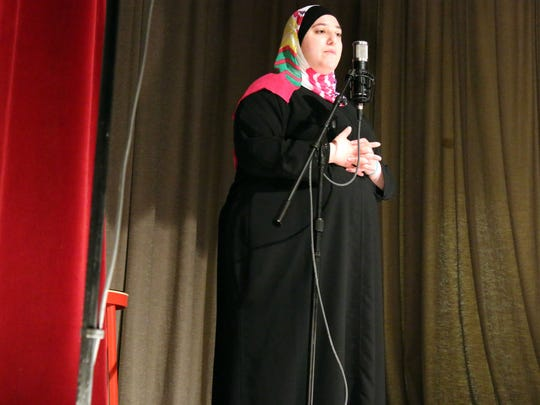 Eman Bader shares her personal experience growing up Muslim in Shreveport.