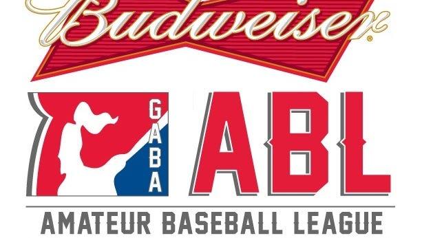 Amateur Baseball League logo