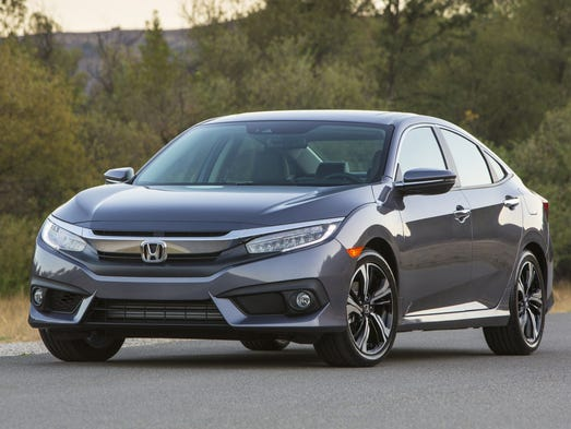 New Ger Honda Civic Breaks 40 Mpg Barrier