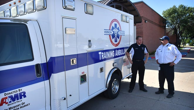 Wichita County emergency management is trying to secure more emergency-medical transportation staff and vehicles. The current staff and fleet is becoming overtaxed by the COVID-19 pandemic, county commissioners said Monday.