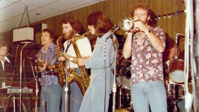 Bill Deal and the Rhondeals perform at the Cameo Room, a popular Exmore nightclub that opened in 1976 and delighted merrymakers until it closed in the early 1980s.