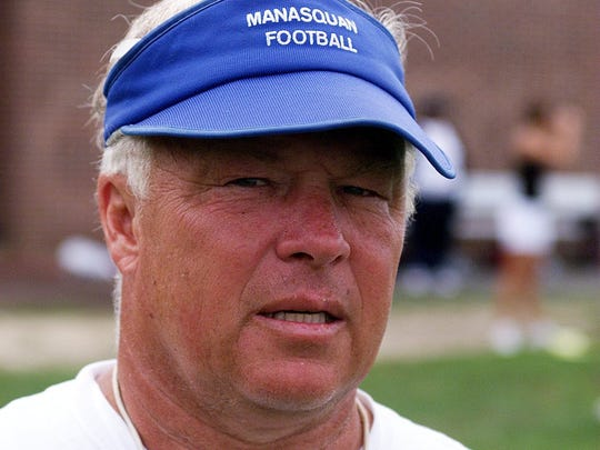 Manasquan coach Vic Kubu's team's produced four perfect seasons in the 1990s..