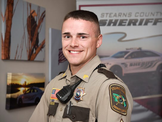 Shawn Widmer, professional standards and training sergeant