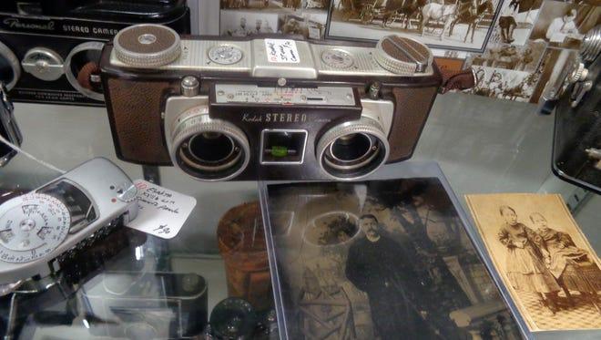 Photos and cameras can be collectible.