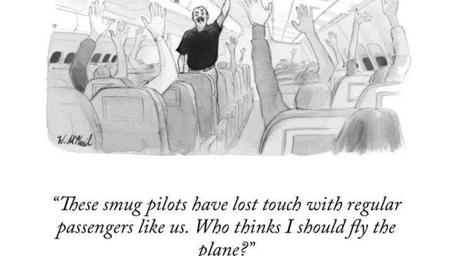 In The New Yorker