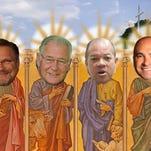 Marlette: Matthew, Mark, Luke... and Gene?!