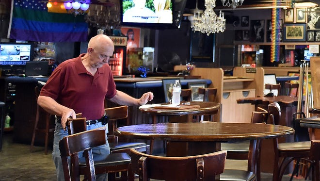 After almost 50 years in the bar business, Jack Myers is retiring and closing JC's, one of the first gay bars in Jackson.