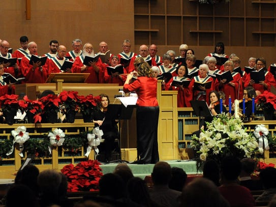 "First Presbyterian Church performs Handel's ""Messiah"""