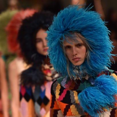 Prada's Milan Fashion Week show is for cozy girls everywhere