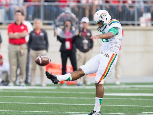 NCAA Football: Hawaii at Ohio State