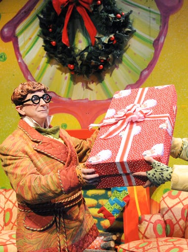 "Childsplay's ""A Year With Frog and Toad"" played through Dec. 27, 2015, at Tempe Center for the Arts, 700 W. Rio Salado Parkway."