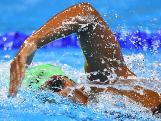 Olympics Lani Cabrera