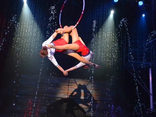 The Cirque Italia is bringing its show to Delaware -- first in Dover, and then in Delaware City.