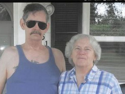 Anniversaries: Theresa ford & Michael Ford