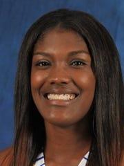 Jasmine Prophet, Angelo State University basketball
