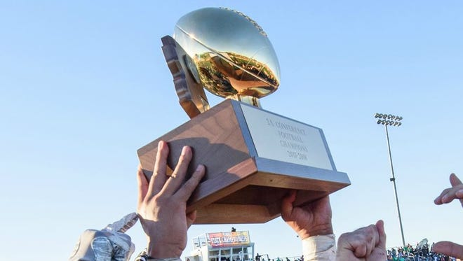 The 4A, 5A and 6A state title games are set for Saturday, Dec. 2, 2017 in Tucson.