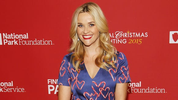 Actress Reese Witherspoon has started to use the hashtag