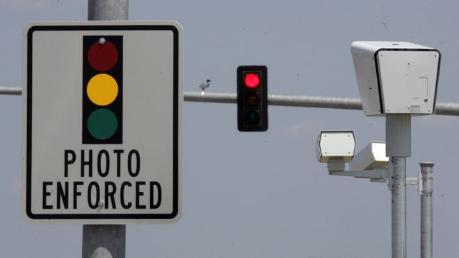 Cities that appeal the Iowa Department of Transportation's ruling that 10 automated traffic enforcement cameras must be turned off will be allowed to keep the cameras on until all legal options are exhausted.