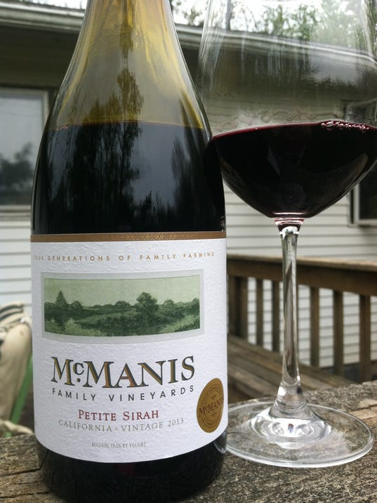 Wine To Try Serve Petite Sirah At Cookouts