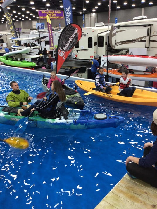 Progressive Louisville Boat Rv And Sportshow