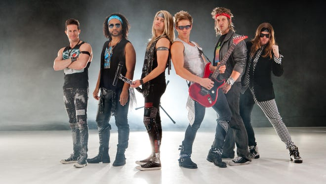 '80s tribute band Members Only has a Friday night show at Midnight Rodeo.