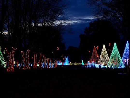 Dancing Lights Of Christmas' Show To Move From Nashville's