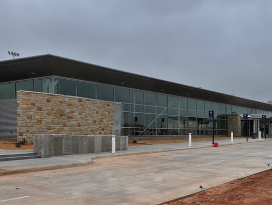 In this file photo, the newly renovated Wichita Falls Regional Airport is seen in 2014. The airport experienced a budget deficit this past year causing it to receive a subsidy from the city's general fund. The airport will have a debt service payment of $669,000 annually for the next 15 years, putting a heavy dent in revenue.