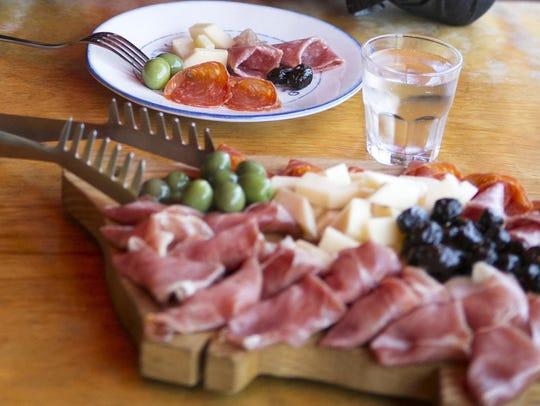 Andreoli-Italian Grocer in Scottsdale.