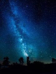 Newport State Park was designated a Dark Sky Park by