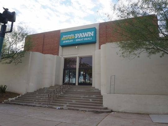 Phoenix Pawn Shop Is A Former Synagogue With Secrets