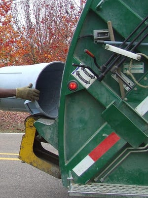 Jackson has signed a new contract with Waste Management for city trash pickup.