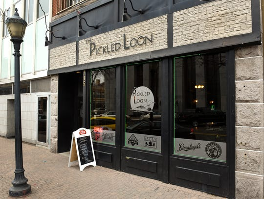 The Pickled Loon in downtown St. Cloud is one of the