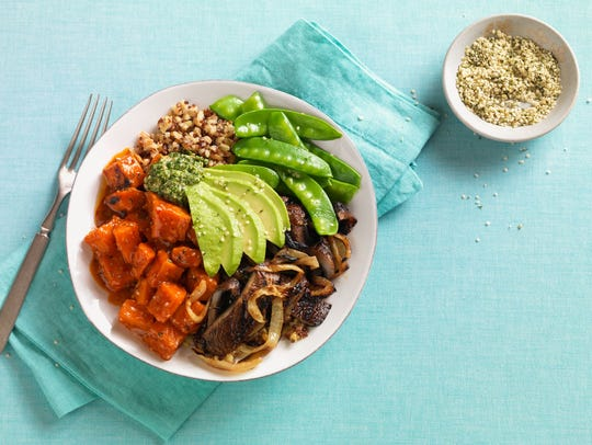 The Ancient Grains Bowl from True Food Kitchen.