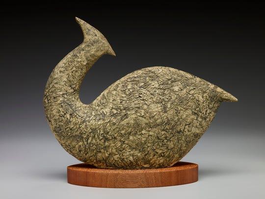 Prehistoric Bird III by Norman Holen