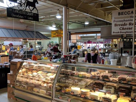 Dutch Country Farmers' Market in Flemington.