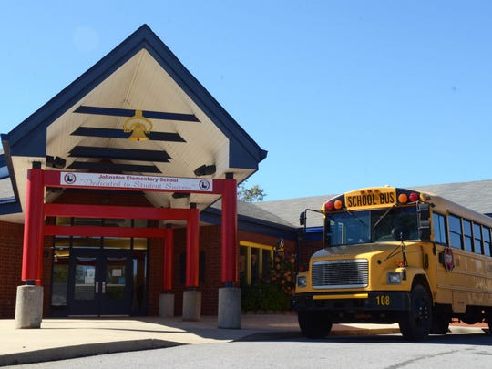 Johnston Elementary, like several BCS schools, does not racially or economically reflect the overall district's demographics.