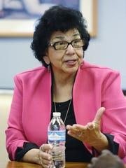 LA SED board of directors chair Jane Garcia.