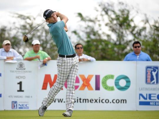 While golfer Daniel Mazziotta has his expenses paid