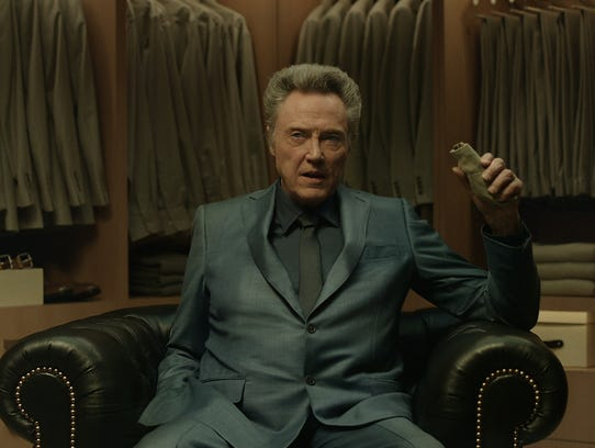 Christopher Walkin plays in Kia Optima's 'Walken Closet'