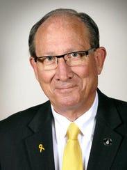 State Sen. David Johnson, R-Ocheyedan