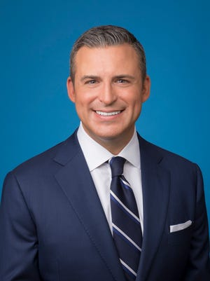 Steve Chamraz has been named co-anchor of the 5 and 10 p.m. newscasts on WTMJ-TV (Channel 4). He has been filling in the job on both newscasts since February.