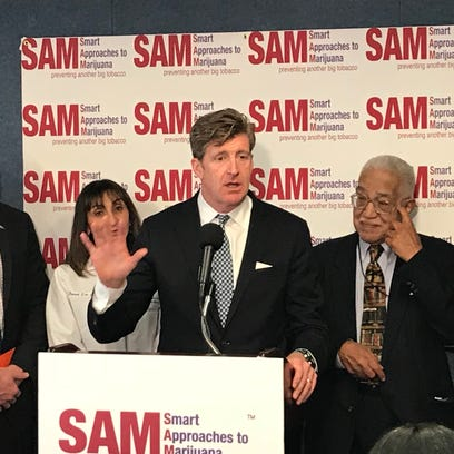 Former Rep. Patrick Kennedy speaks out against legalizing