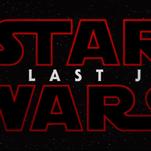'Star Wars: The Last Jedi' teaser trailer drops